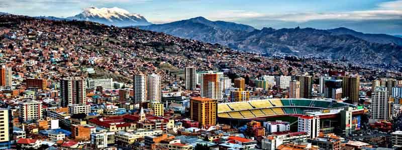 Foto de La Paz superior