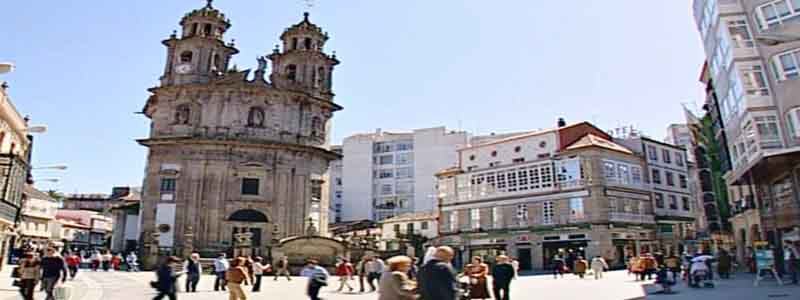 Iglesia de la Peregrina de Pontevedra