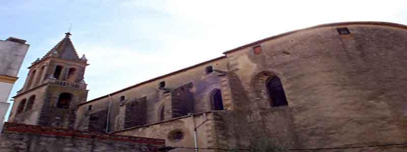 Parroquia de Santa María de la Mar de Palamos