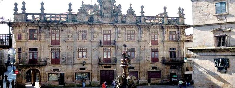 Casa do Cabildo de Santiago de Compostela
