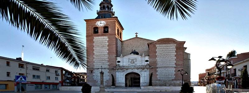 Catedral de la Magdalena de Getafe