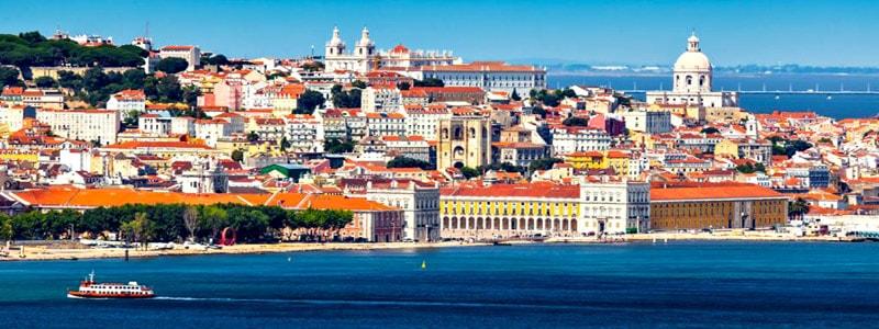 foto de Lisboa superior