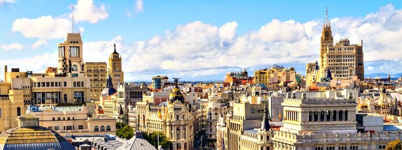 foto de Madrid superior