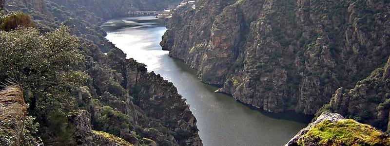 Parque Natural de las Arribes del Duero y Águeda de Fermoselle