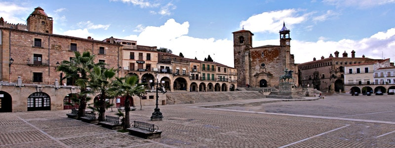 Plaza Mayor de Trujillo de Trujillo