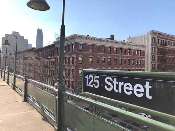 125Street Harlem - Qué ver en Harlem de Nueva York - Ilutravel.com