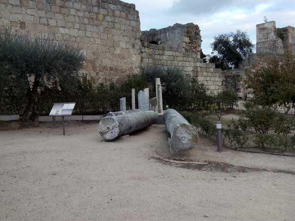 Alcazaba Árabe de Mérida - Lugares que ver en Mérida 2 días - Ilutravel.com