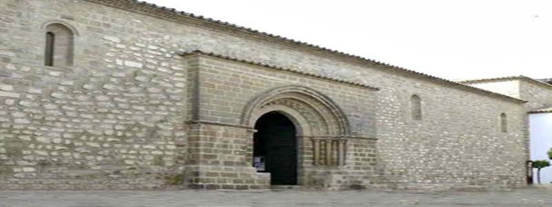 Iglesia del Salvador de Baeza