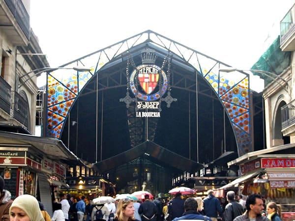 "Mercado de Sant Josep ""la Boquería"" de Barcelona - ·3 días en Barcelona - Ilutravel.com"