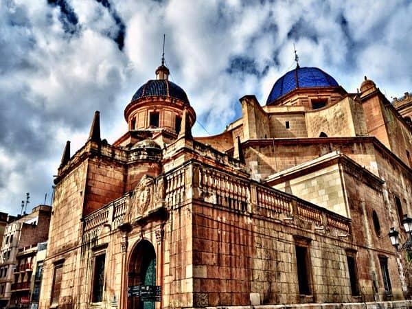 Basílica de Santa María de Elche lugar que ver un día