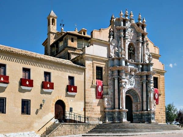 Basílica de la Santisima Vera y Cruz miniatura