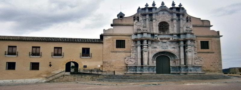 Basílica de la Santisima Vera y Cruz superior