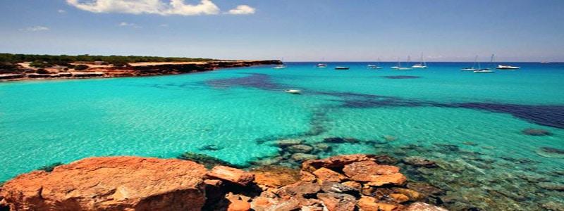 Foto de Cala Saona de Formentera