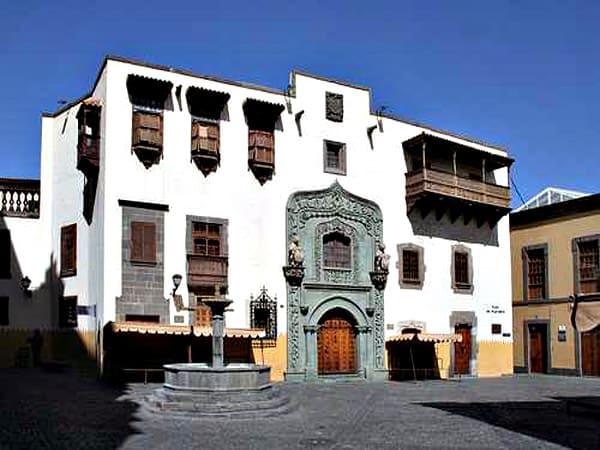 Casa Museo de Colón de Las Palmas de Gran Canaria - Sitios que viistar en Las Palmas de Gran Canaria - Ilutravel.com
