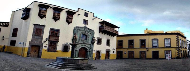 Casa Museo de Colón de Las Palmas de Gran Canaria
