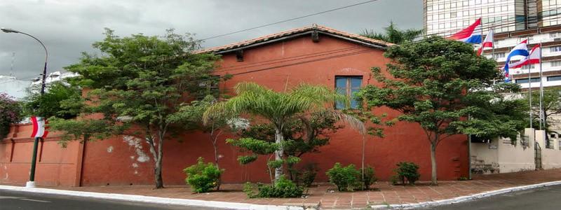 Casa Viola Asunción