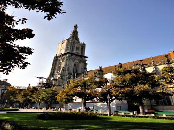 Catedral de Berna - visitar Berna 1 día - Ilutravel.com