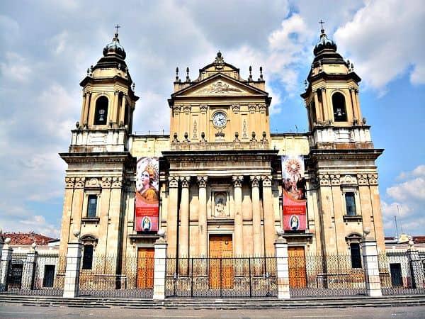 Catedral de Ciudad de Guatemala - Sitios que ver en Ciudad de Guatemala de viaje - Ilutravel.com