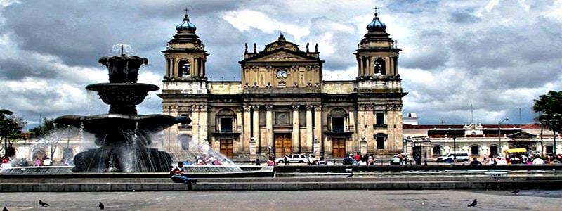 Catedral de Ciudad de Guatemala