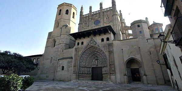 Catedral de Jesús Nazareno de Huesca de Huesca lugar que visitar