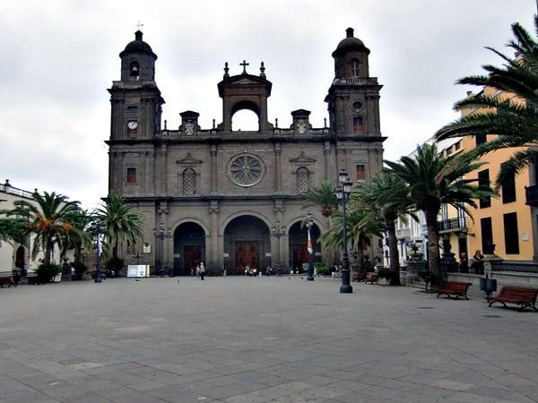 Catedral de Las Palmas de Gran Canaria - Ver Gran Canaria en 6 días - Ilutravel.com