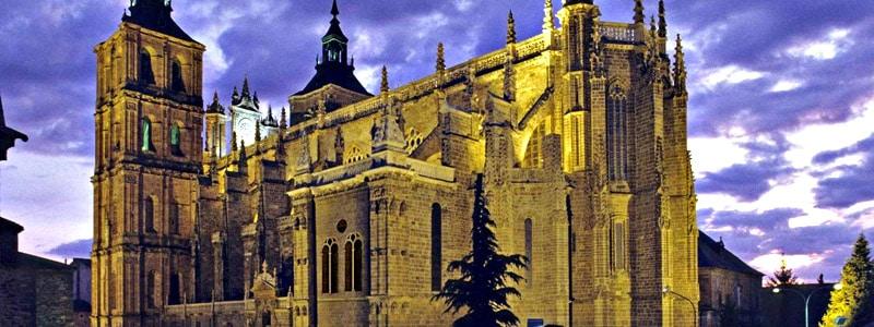 Catedral de Santa María de Astorga superior