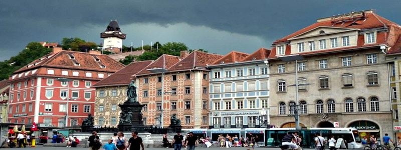 Centro Histórico de Graz