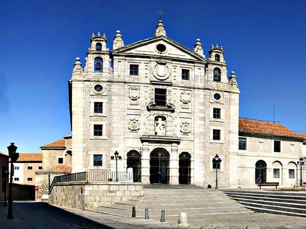 Convento de Santa Teresa de Ávila - Turismo en Ávila - Ilutravel.com
