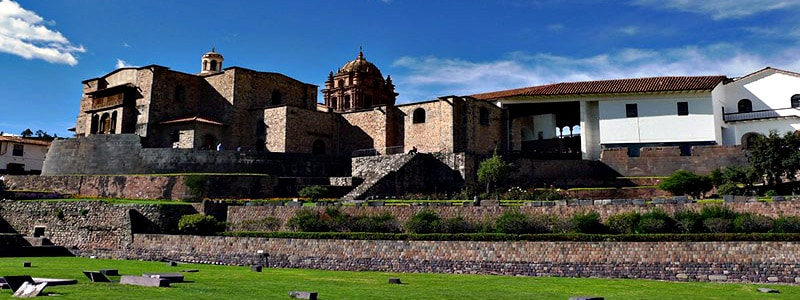 Foto de Coricancha Cuzco superior