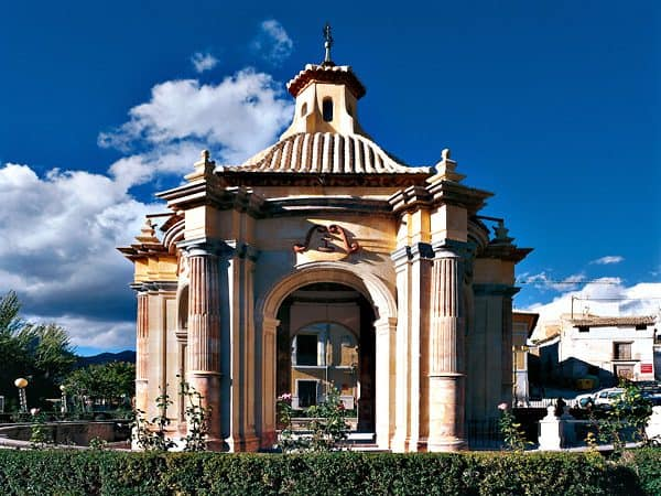 El templete de Caravaca de la Cruz, sitio que ver en un día