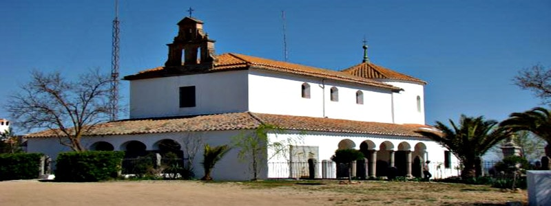 Ermita Santo Cristo de las Injurias de Hinojosa del Duque - Visitar Hinojosa del Duque - Ilutravel.com