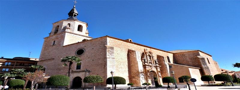 Iglesia de San Pedro Apóstol de Daimiel