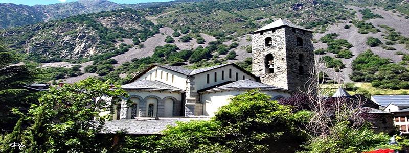 Iglesia de Sant Esteve superior
