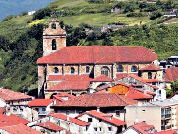 Iglesia de Santa María de la Asunción de Laredo - Turismo por Laredo mejores sitios para ver - Ilutravel.com
