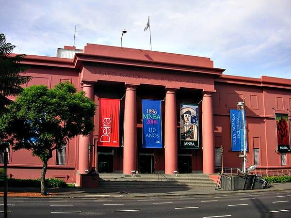 Museo Nacional de Bellas Artes de Buenos Aires - Sitios para visitar en la capital Argentina - Ilutravel.com