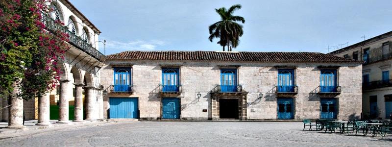 Museo de Arte Colonial de La Habana superior