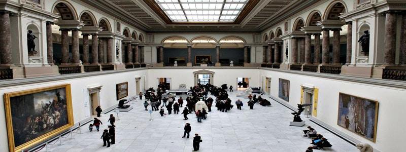 Museo de Arte antiguo superior