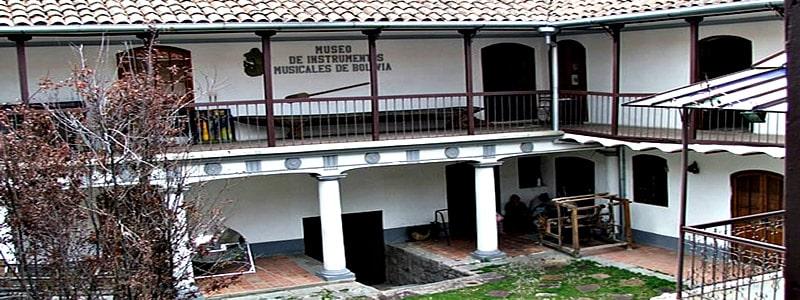 Museo de instrumentos musicales de La Paz