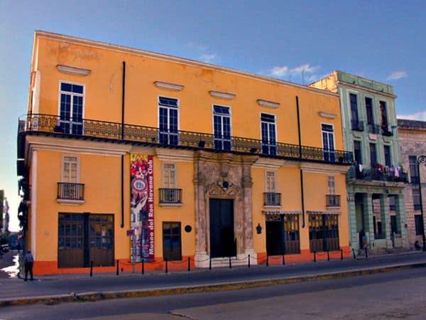 Museo del Ron de La Habana - Sitios que ver en la Habana de turismo 2 días. Ilutravel.com