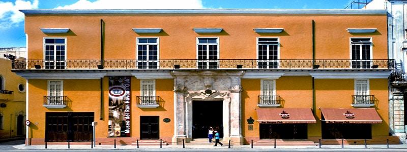 Museo del Ron de La Habana superior