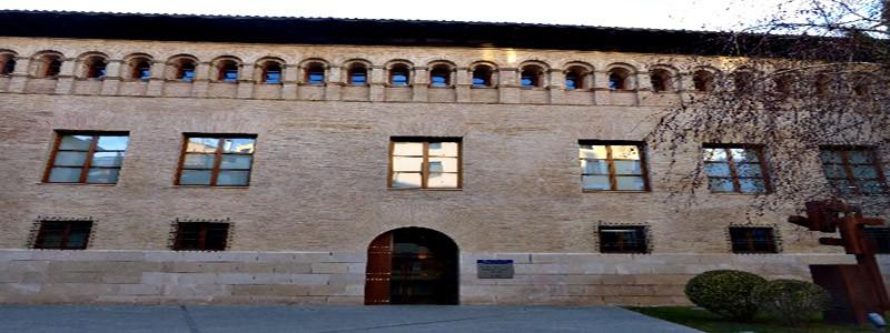 Palacio de Villahermosa de Huesca superior