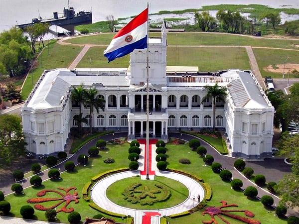 Palacio de los López de Asunción - Qué hacer en Asunción de turismo - Ilutravel.com