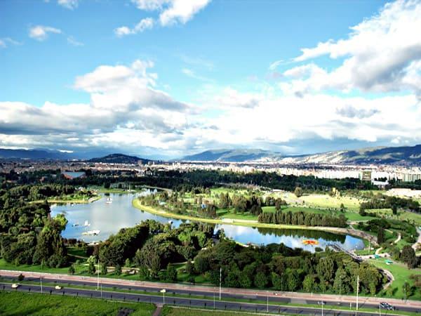 Parque Metropolitano Simón Bolívar de Bogotá - Que ver en Bogotá haciendo turismo - Ilutravel.com