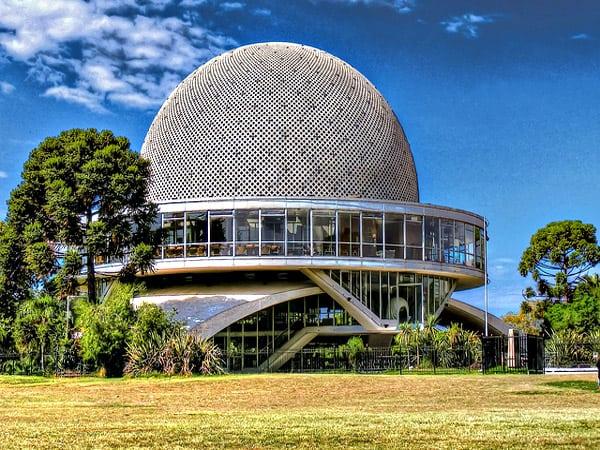 Planetario Galileo Galilei - Ver Buenos Aires en 3 días - Ilutravel.com
