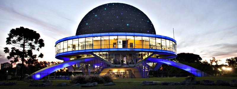Planetario Galileo Galilei superior