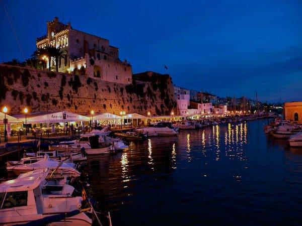 Puerto de Ciudadela de Menorca miniatura - Ver Menorca de turismo - Ilutravel.com