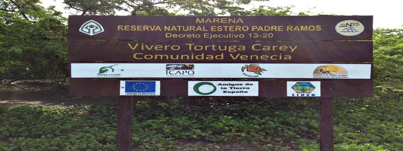 Reserva Natural Estero Padre Ramos superior