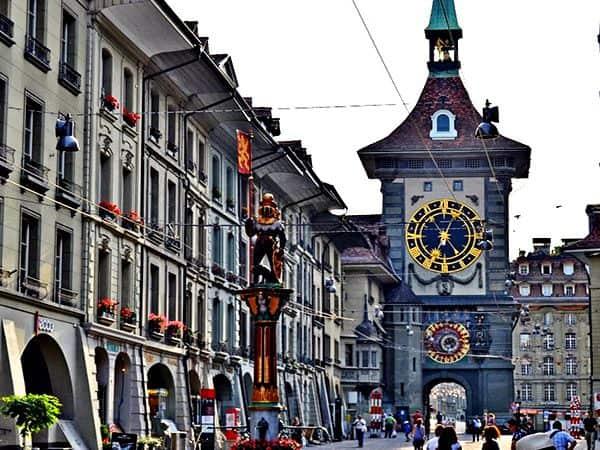 Torre del Reloj de Berna - Que ver en Berna un día - Ilutravel.com