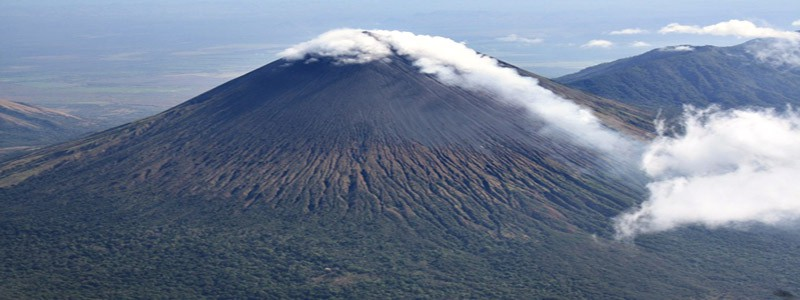 Volcán San Cristóbal superior