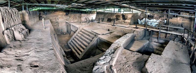 Zona Arqueológica Kaminaljuyú de Ciudad de Guatemala